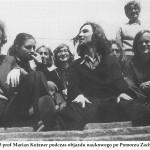lata 70 prof Marian Kutzner podczas objazdu naukowego po Pomorzu Zachodnim (FILEminimizer)